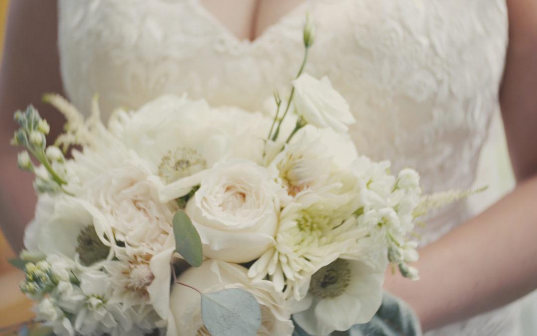 Laura & Matt | Saltwater Farm Vineyard Wedding Film | Stonington, CT
