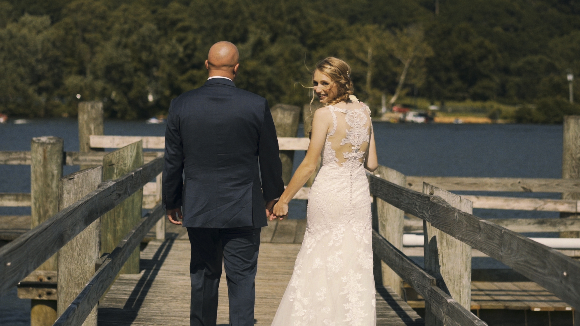 Riverhouse At Goodspeed Station Wedding