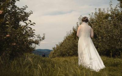 Alyssa & Phill | Lyman Orchards Wedding Film | Middlefield, CT