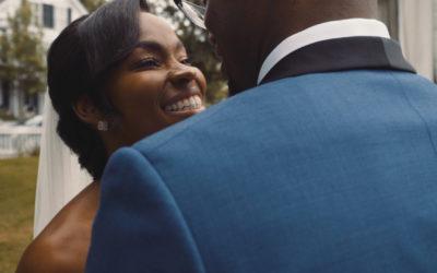 Najah & Omar | Farm Neck Golf Club Wedding Film | Martha's Vineyard, MA