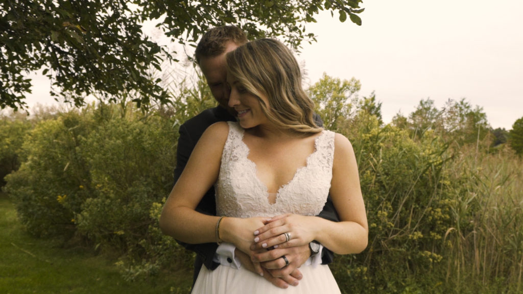 Saltwater Farm Vineyard Wedding Film