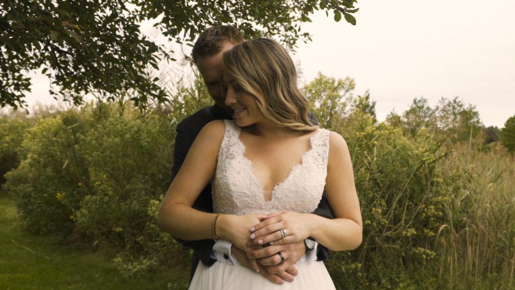 Saltwater Farm Vineyard Wedding Film
