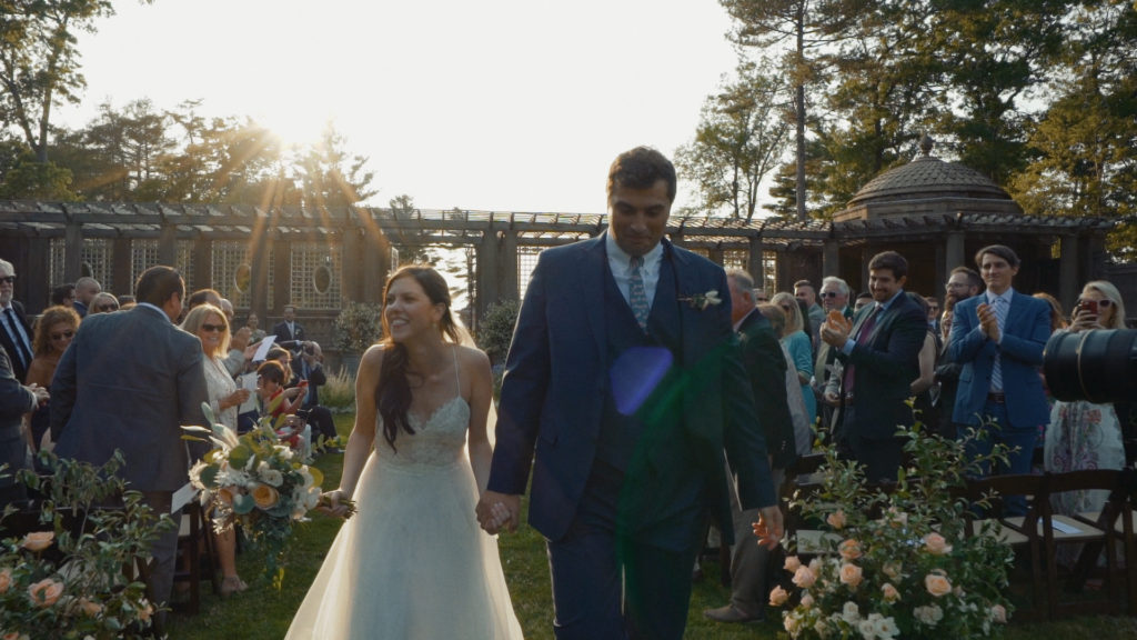Crane Estate Wedding Video