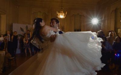 Crane Estate Wedding Film | Laura & Miles | Ipswich, MA