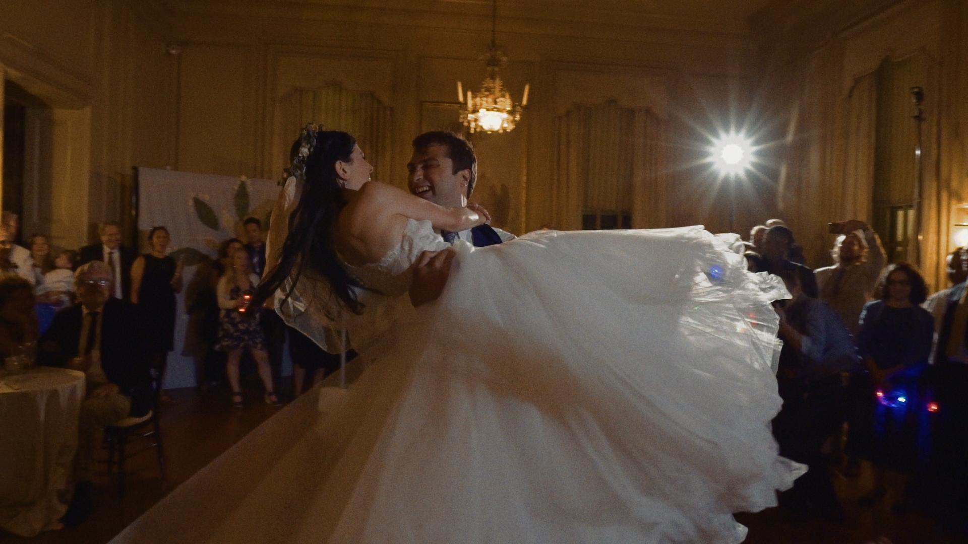 Crane Estate Wedding Video