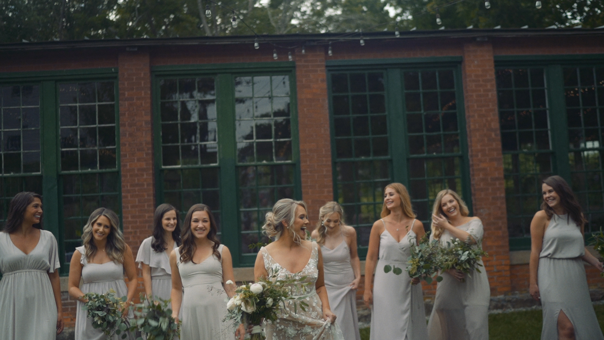 Lace Factory Wedding Video