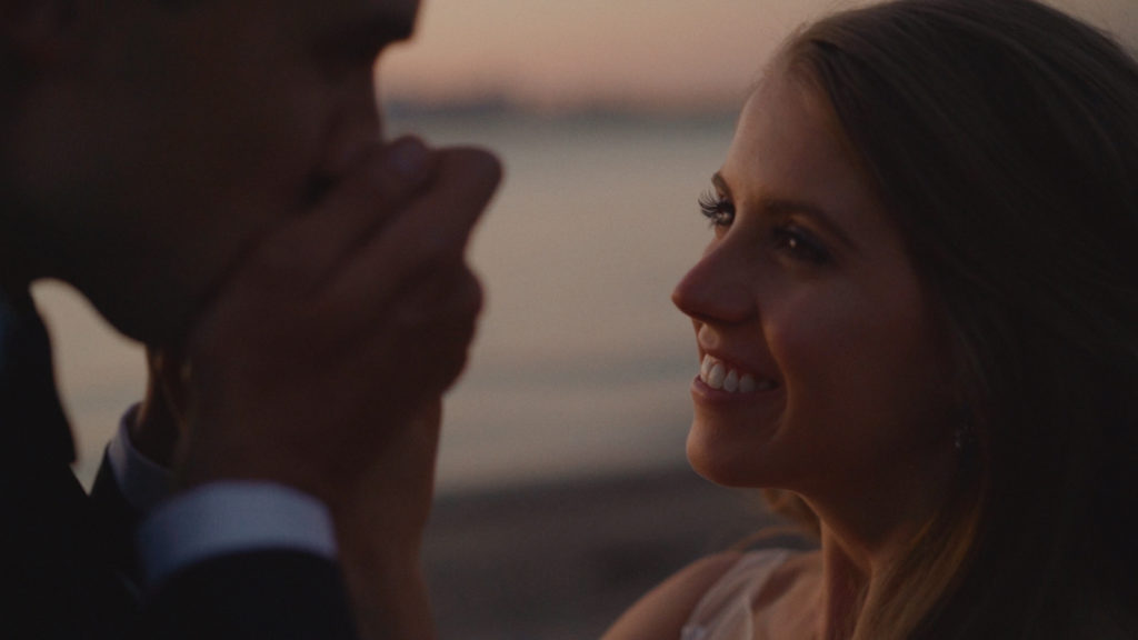 Thompson Island Wedding Video