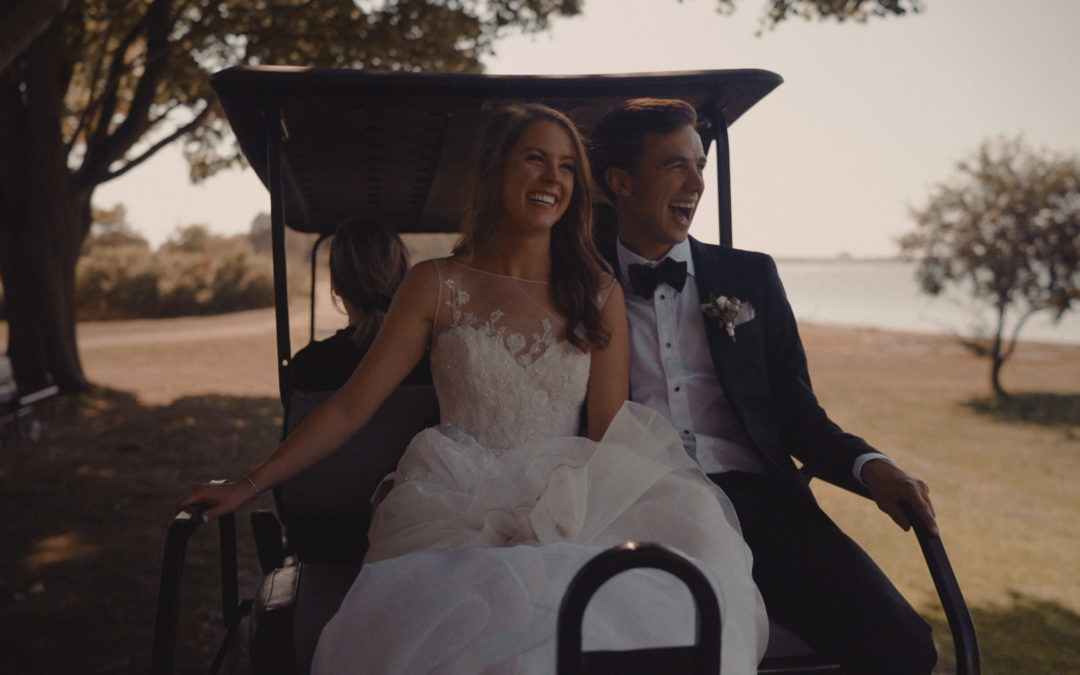 Thompson Island Wedding Video | Boston, MA | New England Creative
