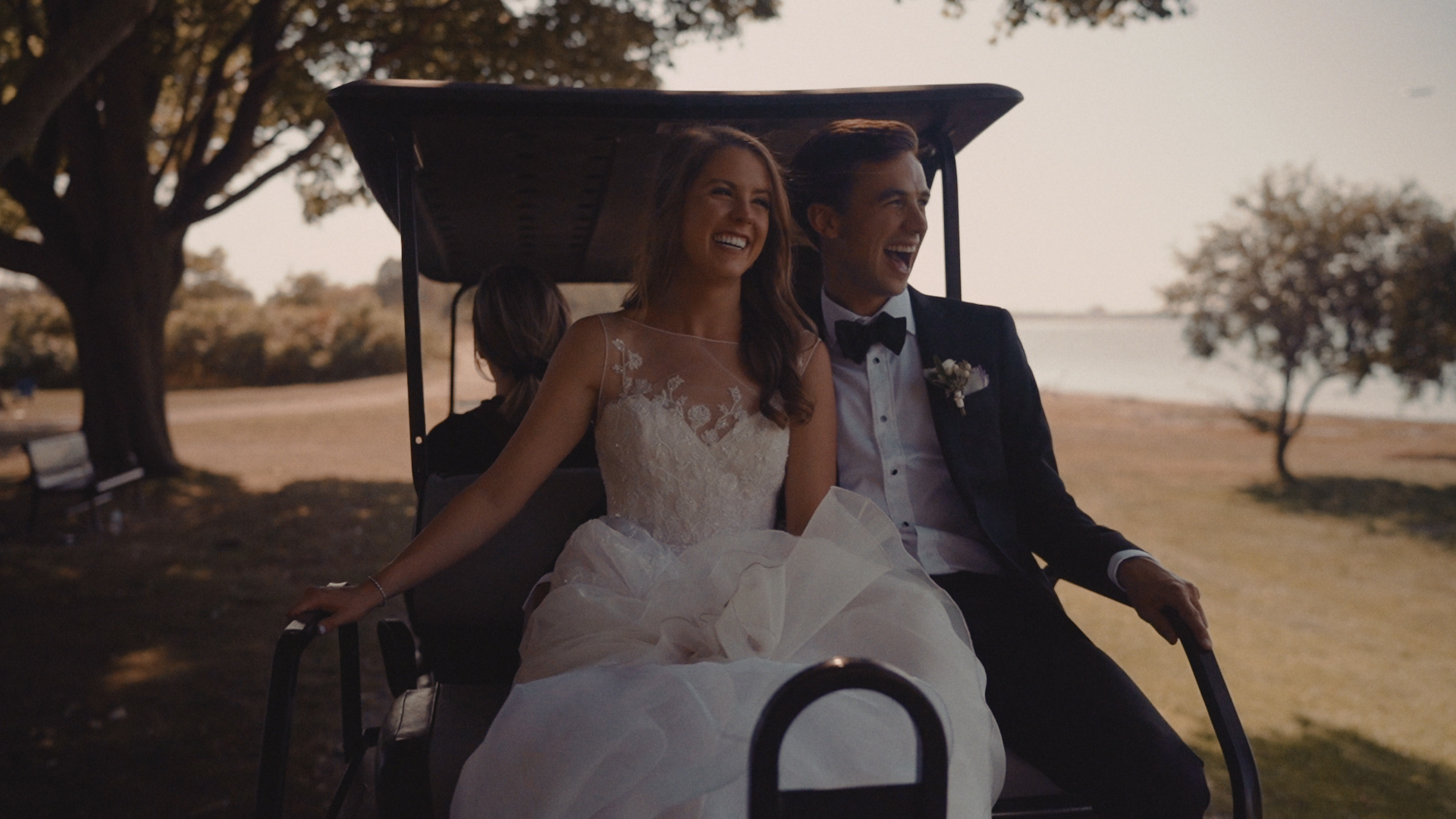 Thompson Island Wedding Video